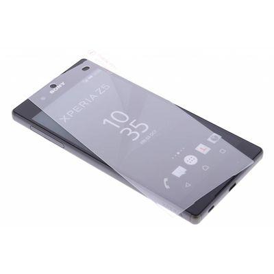 Selencia Gehard glas screenprotector Sony Xperia Z5 -
