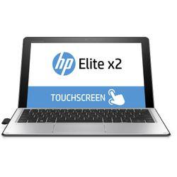"""HP Elite x2 1012 G2 2.8GHz i7-7600U 12.3"""" 2736 x 1824Pixels Touchscreen 3G 4G Zilver Hybride (2-in-1)"""