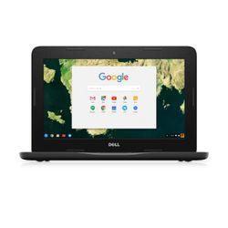 DELL Chromebook 3180 Zwart 29,5 cm (11.6