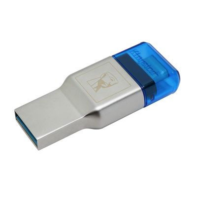 Kingston Technology MobileLite Duo 3C geheugenkaartlezer