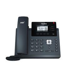 Yealink SIP-T40G IP telefoon Zwart Handset met snoer LCD 3 regels