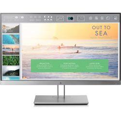 "HP EliteDisplay E233 LED display 58,4 cm (23"") Full HD Flat Zwart, Zilver"