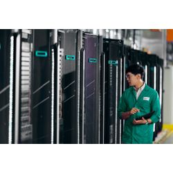 HPE DL38X NVMe 8 Solid State Disk (SSD) Express Bay