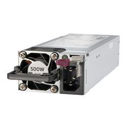 HPE 865408-B21 500W Grijs power supply unit
