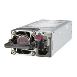 HPE Flex Slot Platinum Hot Plug Low Halogen 800W Grijs power supply unit