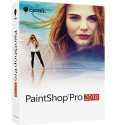 Corel PaintShop Pro 2018 ML Mini Box