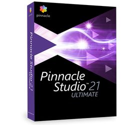 Corel Pinnacle Studio 21 Ultimate-PNST21ULMLEU
