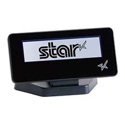 Star Micronics SCD222U 20 cijfers USB 2.0 Zwart