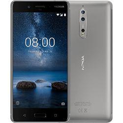 "Nokia 8 5.3"" 4G 4GB 64GB 3090mAh Grijs"
