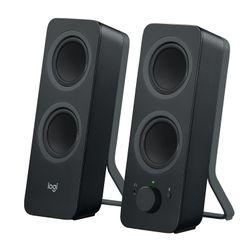 Logitech Z207 5W Zwart luidspreker