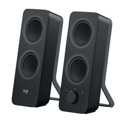 Logitech Z207 luidspreker 5 W Zwart Bedraad en draadloos