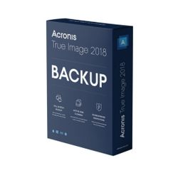 Acronis True Image 2018 1 licentie(s) Electronic Software