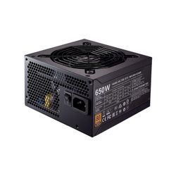 Cooler Master MWE Bronze 650 650W ATX Zwart power supply