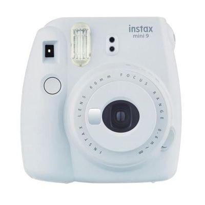 Fujifilm Instax Mini 9 instant print camera 62 x 46 mm Wit