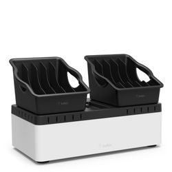 Belkin Store and Charge Go met Portable Trays