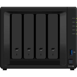 Synology DiskStation DS918+ NAS Desktop Ethernet LAN Zwart data-opslag-server