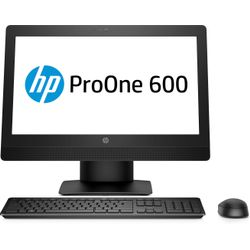"""HP ProOne 600 G3 54,6 cm (21.5"""") 1920 x 1080 Pixels 3,4 GHz"""