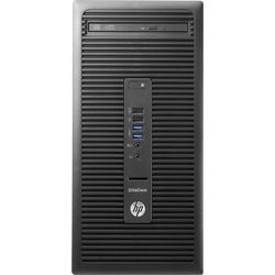 HP EliteDesk 705 G3 MT 3.5GHz PRO 1500 Micro Tower Zwart PC