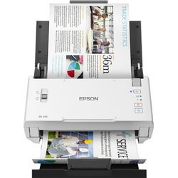 Epson WORKFORCE DS-410 ADF + Manual feed scanner 600 x