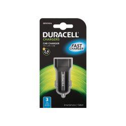 Duracell DR5030A oplader voor mobiele apparatuur Auto Zwart