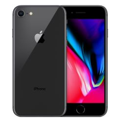 "Apple iPhone 8 11,9 cm (4.7"") 64 GB Single SIM 4G Grijs"