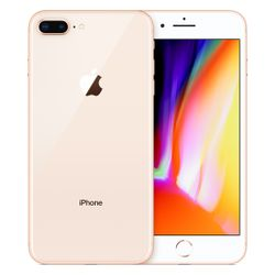 Apple iPhone 8 Plus Single SIM 4G 256GB Goud