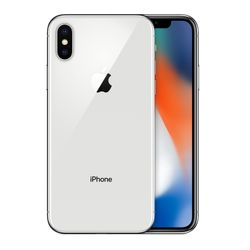"Apple iPhone X 14,7 cm (5.8"") 256 GB Single SIM 4G Zilver"