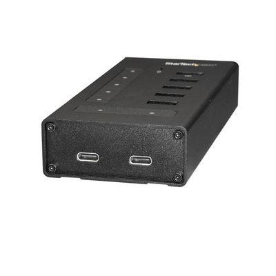 StarTech.com 7 poorts USB hub USB-A naar 5x USB-A en 2x USB-C USB 3.0 metaal