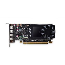 HP NVIDIA Quadro P1000 4-GB grafische kaart