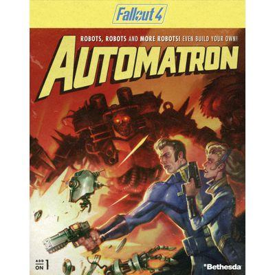 Bethesda Fallout 4 - Automatron PC Meertalig