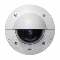 Axis P3346-VE IP-beveiligingscamera Buiten Dome Wit 1920 x
