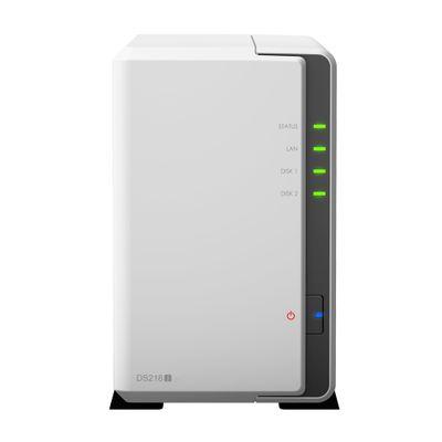 Synology DiskStation DS218j Ethernet LAN Compact Wit NAS