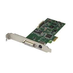 StarTech.com PCIe HDMI video opname kaart HDMI, DVI, VGA of component video 1080P bij 60 fps-PEXHDCAP60L2