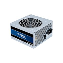 Chieftec GPB-450S 450W PS2 Zilver power supply unit