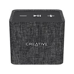 Creative Labs NUNO Micro Mono portable speaker Zwart