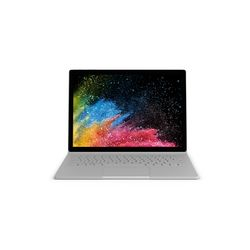 "Microsoft Surface Book 2 2.60GHz i5-7300U Zevende generatie Intel® Core™ i5 13.5"" 3000 x 2000Pixels Touchscreen Zilver Hybride (2-in-1)"