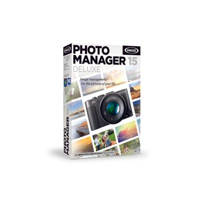 Magix Photo Manager 15 Deluxe