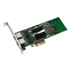 Intel Gigabit ET Dual Port Server Adapter Bulk 1000 Mbit/s