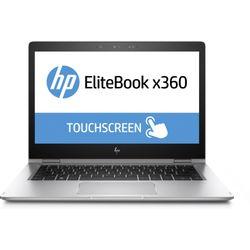 "HP EliteBook x360 1030 G2 2.5GHz i5-7200U 13.3"" 1920 x 1080Pixels Touchscreen 3G 4G Zilver Hybride (2-in-1)"