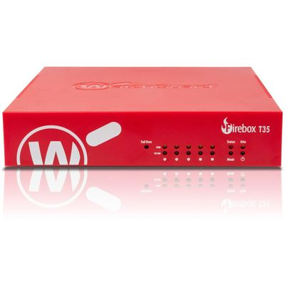 WatchGuard Firebox Trade up to T35 + 3Y Basic Security Suite