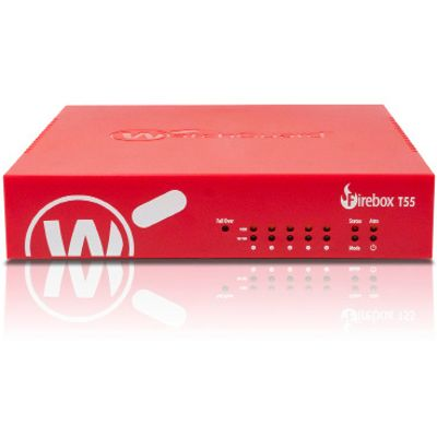 WatchGuard Firebox T55 + 3Y Basic Security Suite (WW)