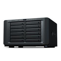 Synology FlashStation FS1018 data-opslag-server Ethernet LAN Desktop Zwart NAS