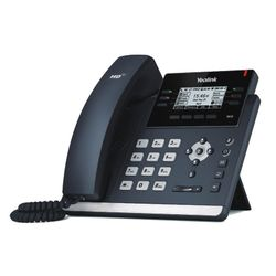 Yealink SIP-T41S IP telefoon Zwart 6 regels LCD