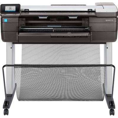 HP Designjet T830 grootformaat-printer Inkjet Kleur 2400 x 1200 DPI Wi-Fi