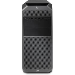HP Z4 G4 Intel® Xeon® 16 GB 512 GB SSD Zwart Desktop Workstation
