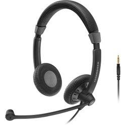 Sennheiser SC 75 Stereofonisch Hoofdband Zwart hoofdtelefoon