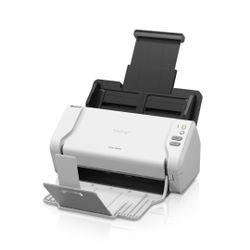 Brother ADS-2200 ADF-scanner 600 x 600DPI A4 Zwart, Wit