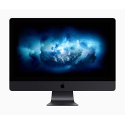 "Apple iMac Pro 3.2GHz 27"" 5120 x 2880Pixels Grijs All-in-One"