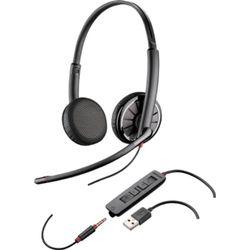 Plantronics Blackwire C325-M Stereofonisch Hoofdband Zwart