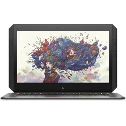 HP ZBook x2 G4 Zilver Mobiel werkstation 35,6 cm (14